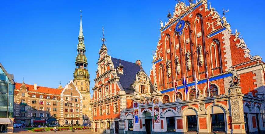 Grand Tour de LITUANIA, LETONIA & ESTONIA • Vilvius